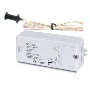 Interruptor com sensor de proximidade IR 12-36V 1Ch 3A