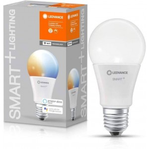 Lâmpada LED A75 E27 SMART + WiFi CCT 9.5W LEDVANCE
