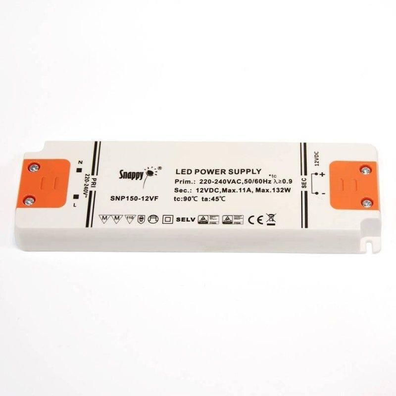 Fonte de Alimentação Ultra Slim saída 130W 12V-DC 11A