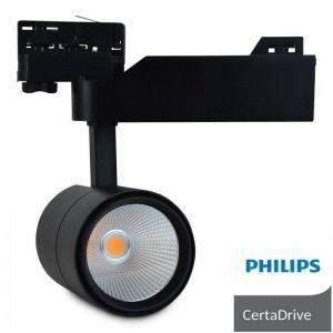 Foco LED Carril trifásica...