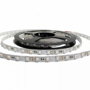 Fita de LED 12V-DC 72W 10 mm monocor IP20 (SMD5050 60cn/m) Rolo 5 metros