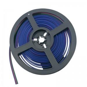 Cabo conector RGB para fitas LED RGB 12-24V