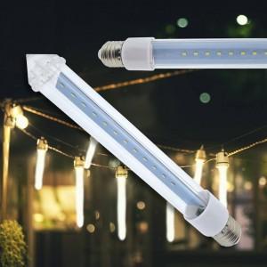 Lâmpada LED E27 Efeito Meteoro 200mm