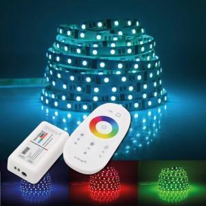 Controlador LED WIFI RGBW 12 / 24V 4 canais