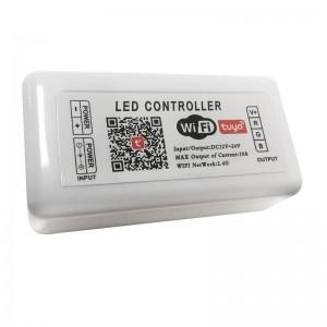 Controlador LED SMART+ WIFI RGB 12/24V 3 canais