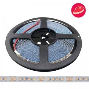 Fita de LED 24V-DC 180W para iluminação de talhos IP20 Rolo de 10 metros