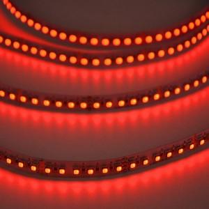 Faixa de LED 24V-DC 120W RGB IP20 SMD3535  PCB 12  mm Rolo 5 metros