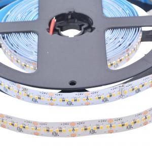 Faixa de LED 24V-DC 26W/m CRI90 monocor IP20 Rolo 5 metros