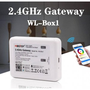 Controlador gateway  Wifi Mi Light 2.4GHz WL-BOX1