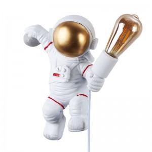 "Aplique de parede astronauta ""Conrad"""