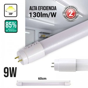 Tubo LED Nano Plástico ABS...
