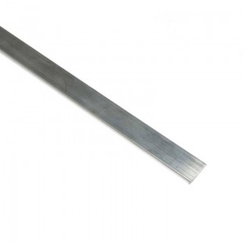 Placa de alumínio 20x3mm (2m)
