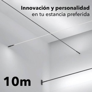 Kit de iluminação linear SKYline COB 320led/m 120W 10m