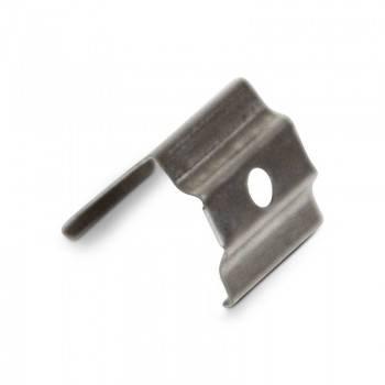 Grampo Metálico de Fixação Perfil 16x16mm de canto (1un)