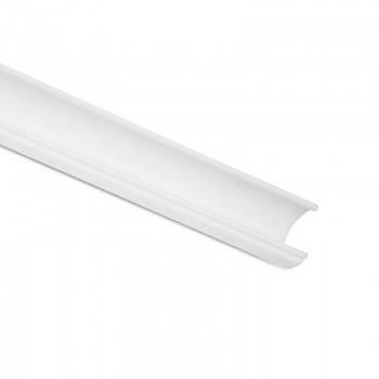 Difusor Branco Opalino para perfil 20x27mm (2m)
