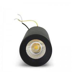 """Aplique de teto LED """"Ringsted"""" 12W superfície / pendurar"""