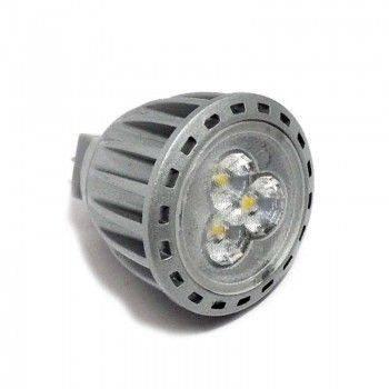 Lâmpada dicroica LED MR11 4W 12V 35mm