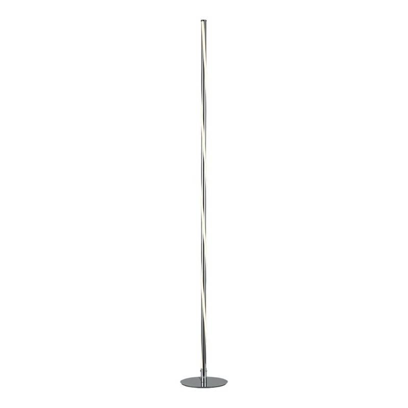 """Candeeiro de pé LED """"JORD"""" 18W 125cm"""