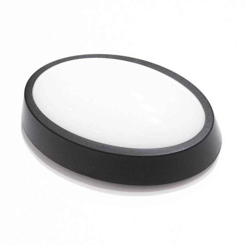 Aplique de parede Oval LED 6W IP64