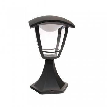 """Candeeiro de pé LED farol """"TEAR"""" 8W IP44 com LED integrado"""