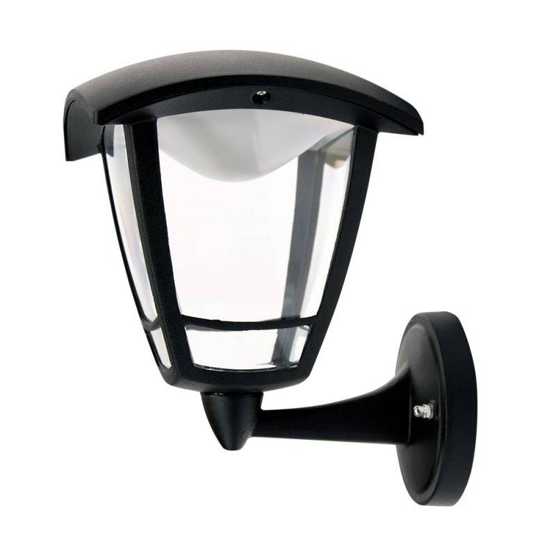 "Aplique de parede para exterior LED ""TEAR"" 8W IP44 com LED integrado"