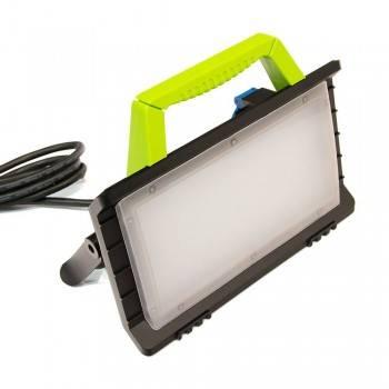 Projetor LED portátil 24W IP54 230V