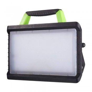 Projetor LED portátil recarregável 30W IP54