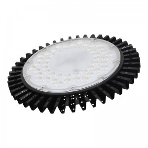 Campânula LED UFO industrial slim 100W IP44 driverless