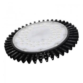 Campânula LED UFO industrial slim 100W IP44 driverless