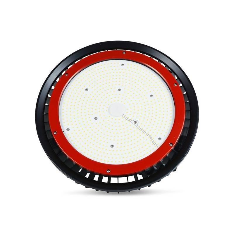 Campânula UFO industrial 500W, Regulação 0-10V IP44