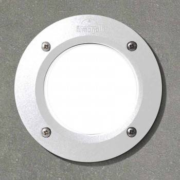 Aplique LED encastrável FUMAGALLI LETI 100 round 3W IP66