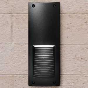 Baliza LED encastrável FUMAGALLI LETI 300 VP GX53 6W IP66