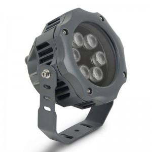 Projetor LED 12W 3000K...