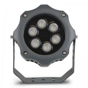 Projetor LED 12W 3000K ótica 15°