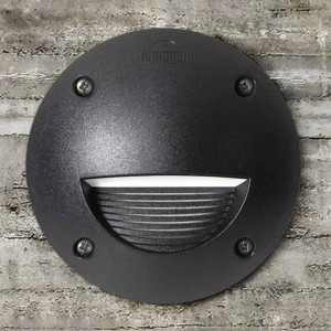 Baliza de parede encastrável LED FUMAGALLI LETI 100 GX53 3W