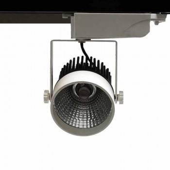 Projetor LED para Carril Monofásico 25W