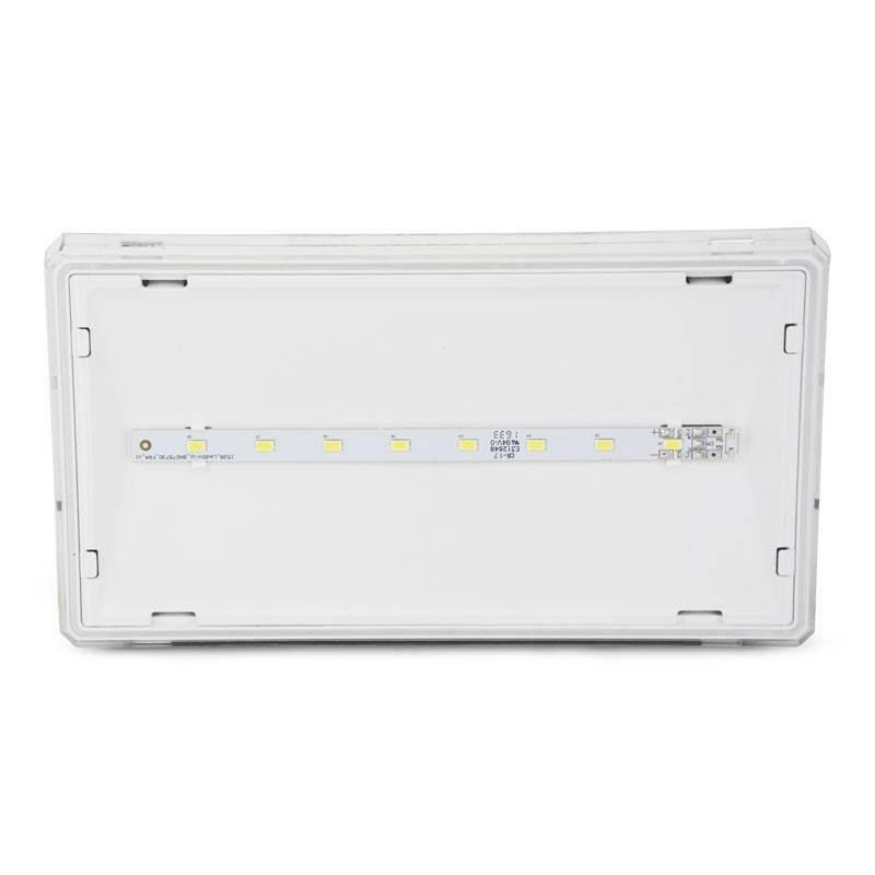 Luz de Emergência LED AWEX EXIT 70lm IP42