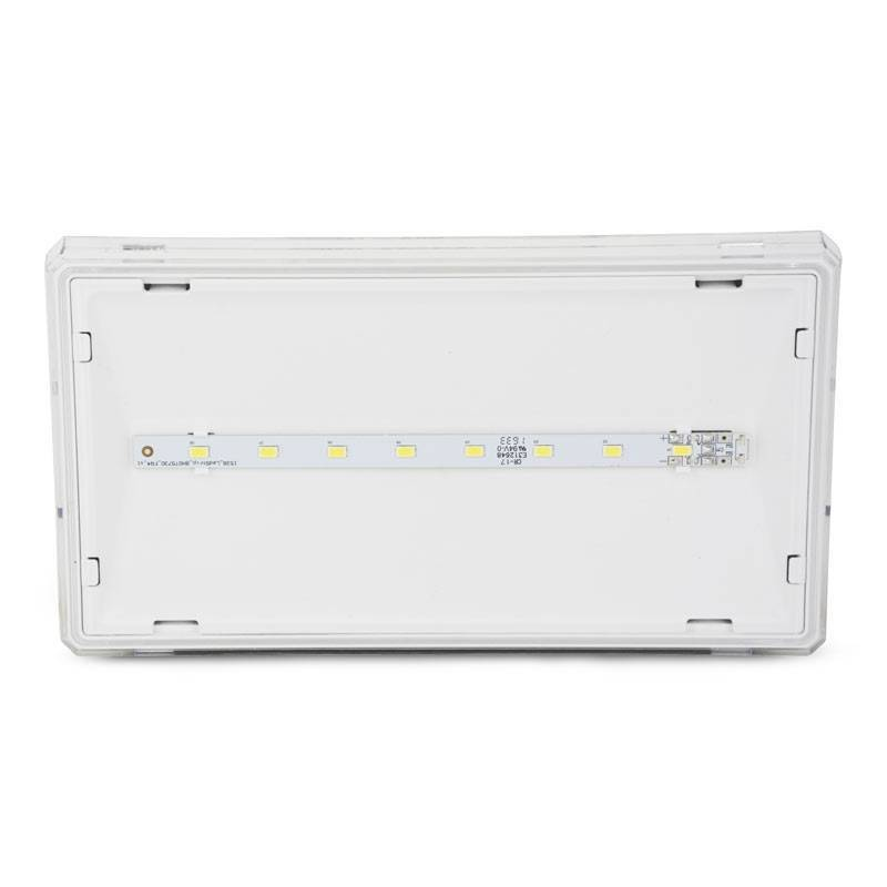 Luz de Emergência LED AWEX EXIT 150lm IP42