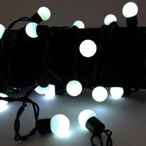 Grinalda de mini-bolas de Luzes LED