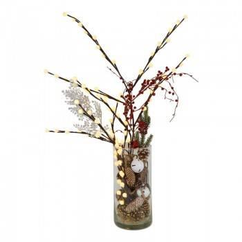 Grinalda LED Ramo de árvore 220V BC