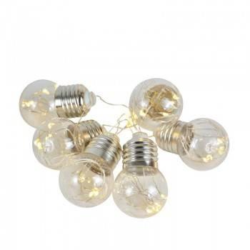 Grinalda LED Lâmpadas Fairy IP40 0,6W 5V