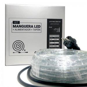 Mangueira tubular 10 metros  LED 230V para exterior
