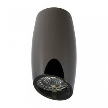 Aro de superfície de design para lâmpada dicroica GU10/MR16