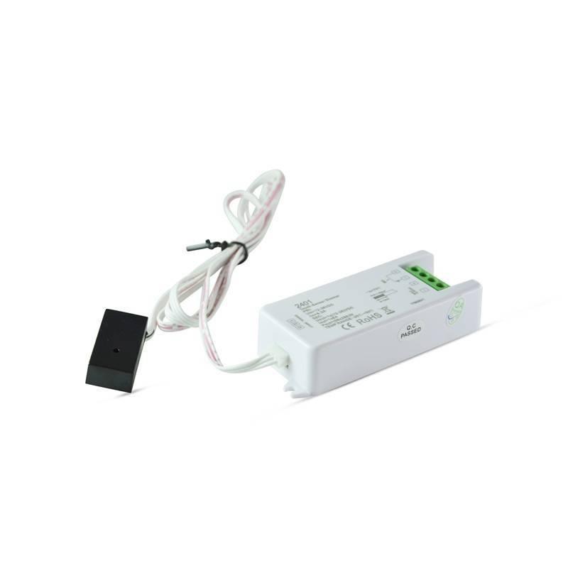 Interruptor / Regulador / Dimmer de Superfície Táctil 12-36V