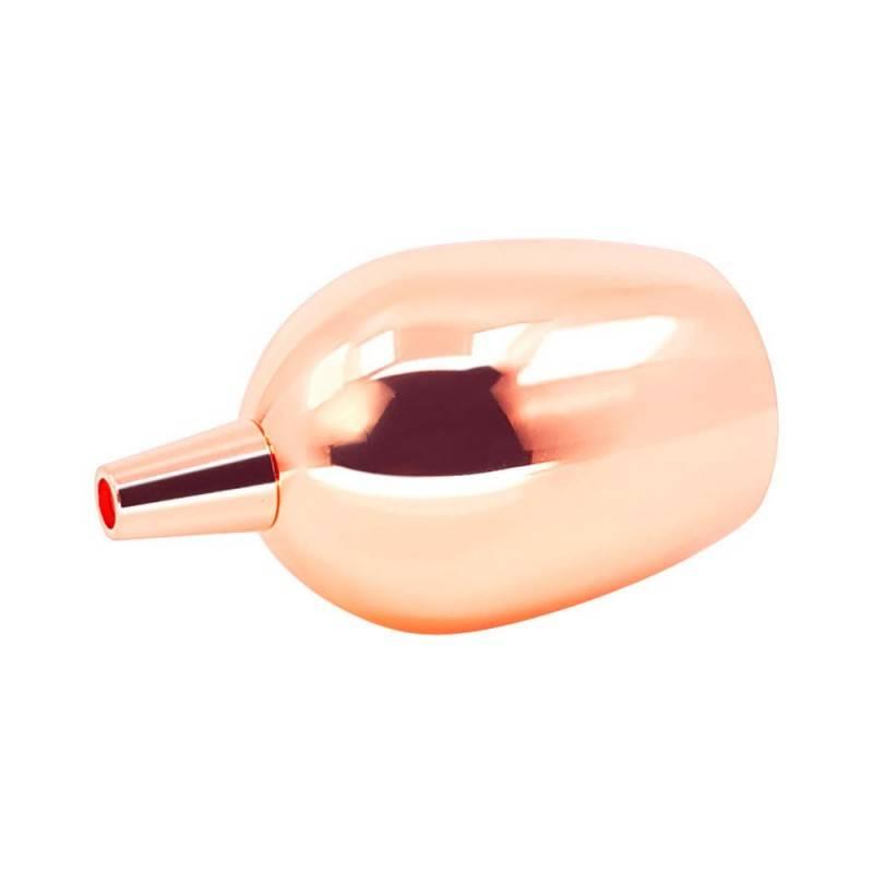Porta-lâmpada E27 Vintage Bronze Antigo / Bronze Rosado
