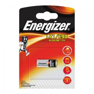 Pilha Energizer E90 Blister...