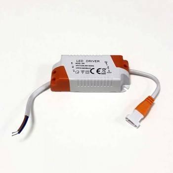 Driver de substituição para placa downlight LED 20W de diâmetro ajustável - Não regulável