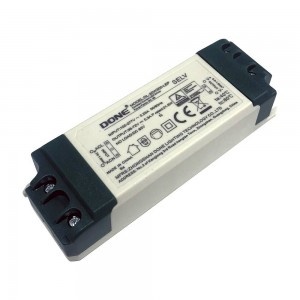DRIVER DONE PARA DOWNLIGHT LED EXTRAPLANO 300mA 36-72V-DC (11-21W)