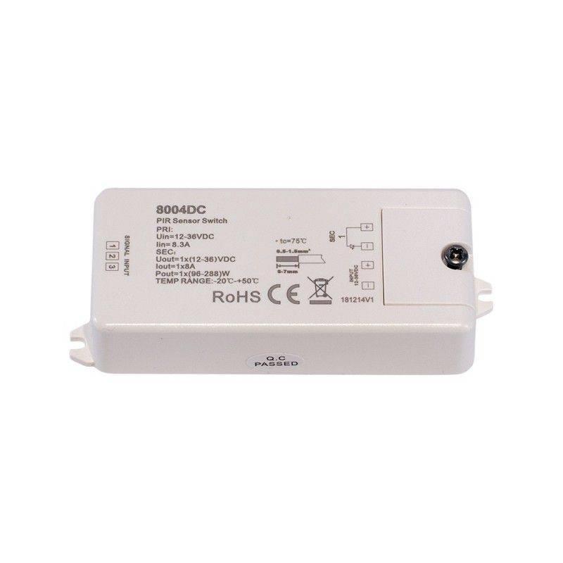 Sensor de movimento PIR 12-36V-DC