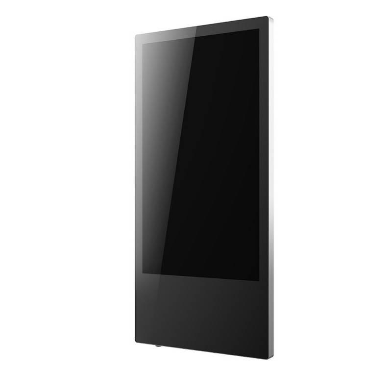 """Display com ecrã digital LCD Full HD 22"""" para elevadores e parede"""
